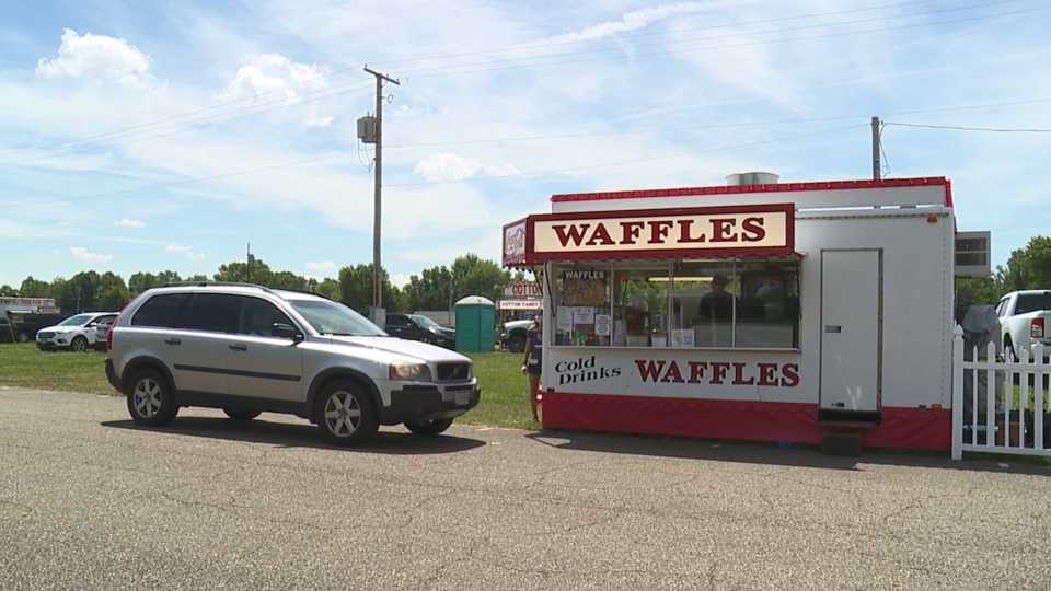 Trumbull County Fair Food Frenzy