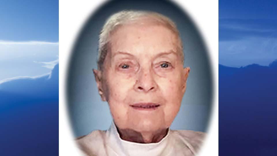 Virginia Ricciutti, Hermitage, Pennsylvania - obit