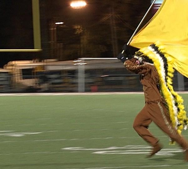 Warren Harding, Raiders, Warriors, Native American mascot