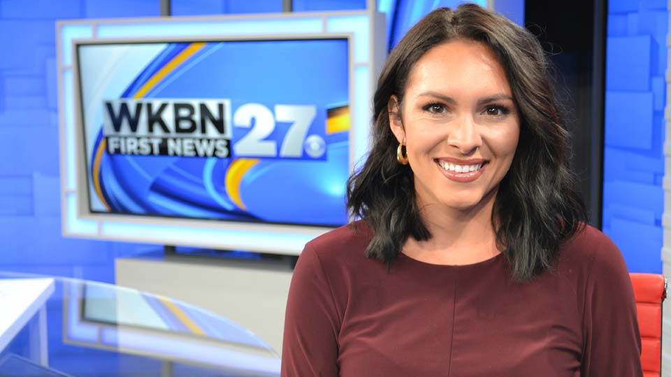 WKBN 27 First News Anchor, Alexis Walters