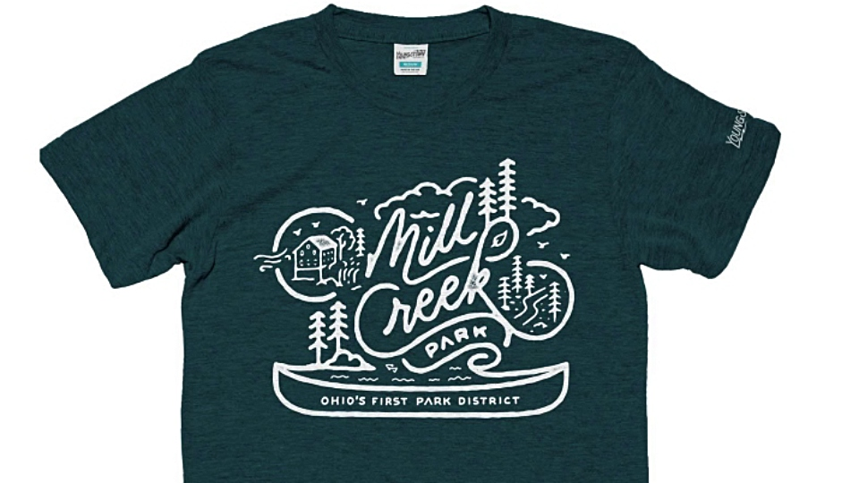 Youngstown Clothing Company donating portion of sales to Mill Creek Park