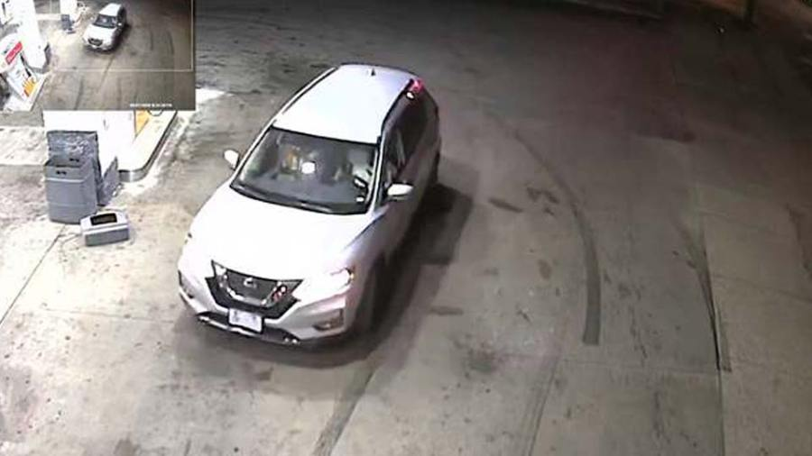Youngstown detectives are looking for this 2020 Nissan Rogue driver suspected of shooting Marquise Wilkins.