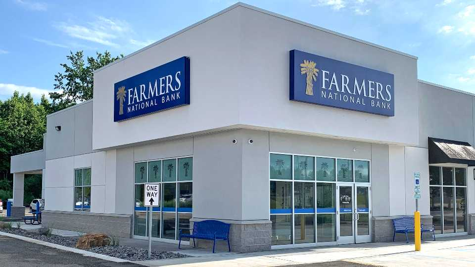 Farmers National Bank is opening its new, innovative and technology-leading branch in Canfield.