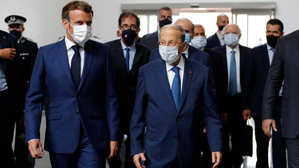 Lebanese President Calls Probe Into Beirut Blast Complex Wkbn Com