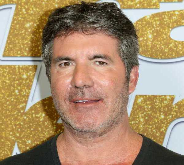Simon Cowell Back Injury