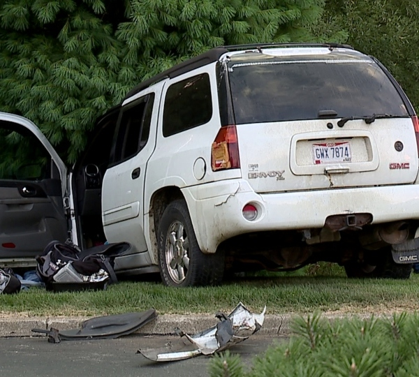 Austintown, Salem police chase, crash