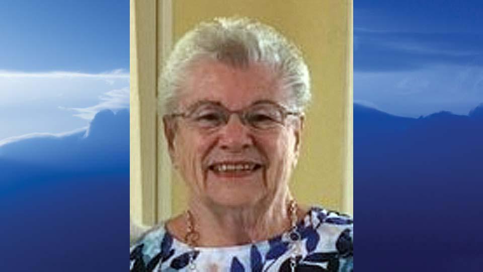 Betty Capel Scott, Salem, Ohio-obit