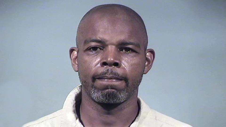 Charles Evans, charged with DUI in Brookfield.