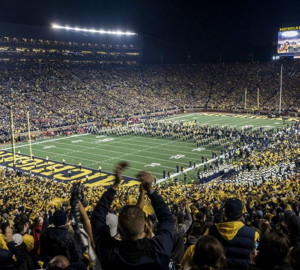 From Ann Arbor to Los Angeles to Oxford, that most American of pursuits — college football — has either given up hope of getting in a traditional season or is flinging what amounts to a Hail Mary pass in a desperate attempt to hang on in the age of Covid-19.