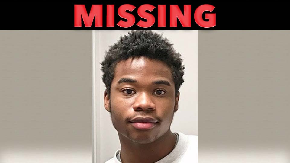 Missing: D'Andre McElrath, Youngstown, Ohio