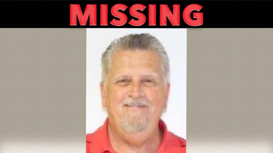 Daniel Morgan Missing