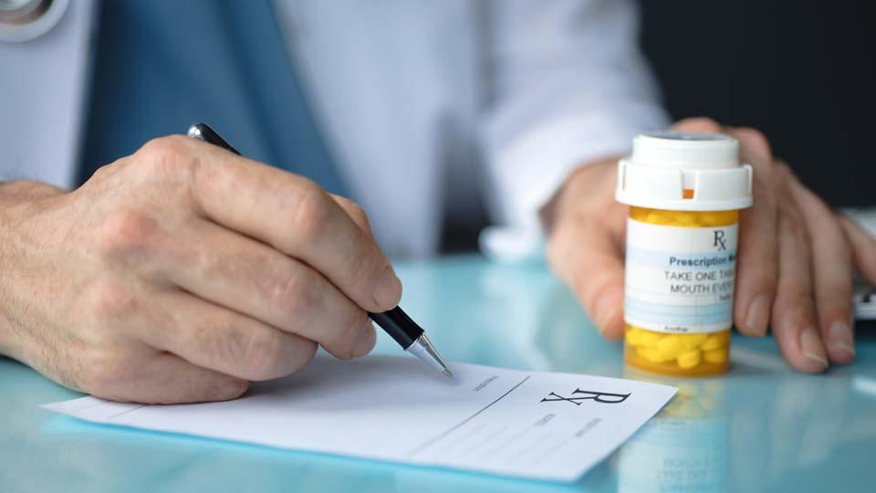 Doctor, Prescription, Medication, Pills, Pill Bottle, Medicine