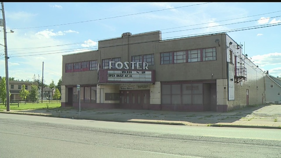 Foster Art Theater in Youngstown