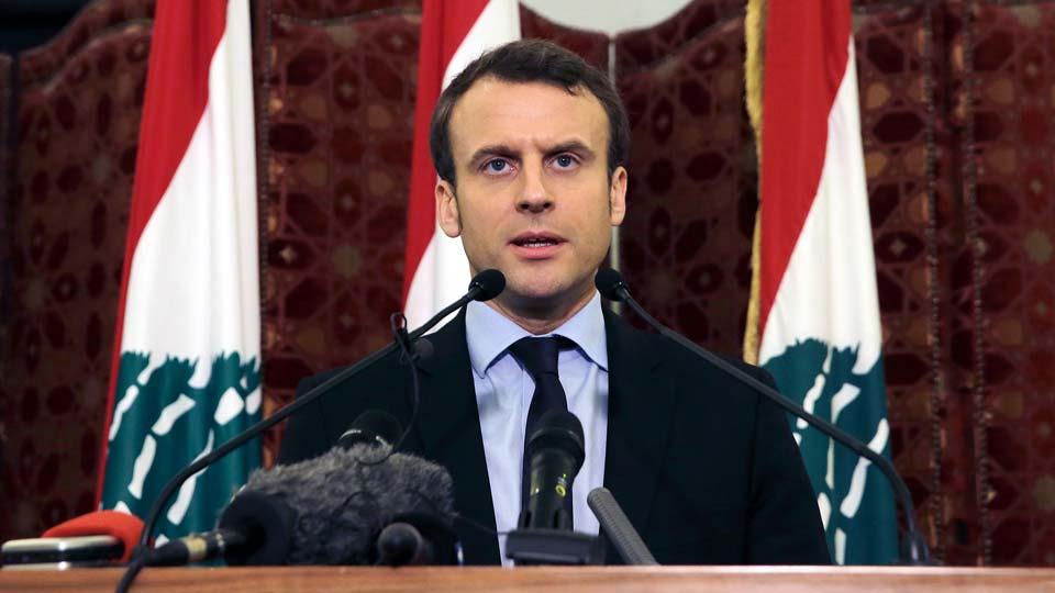 France's President, Emmanuel Macron