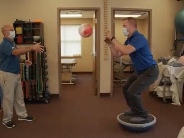 Hillside Rehabilitation Hospital - Sports Rehab