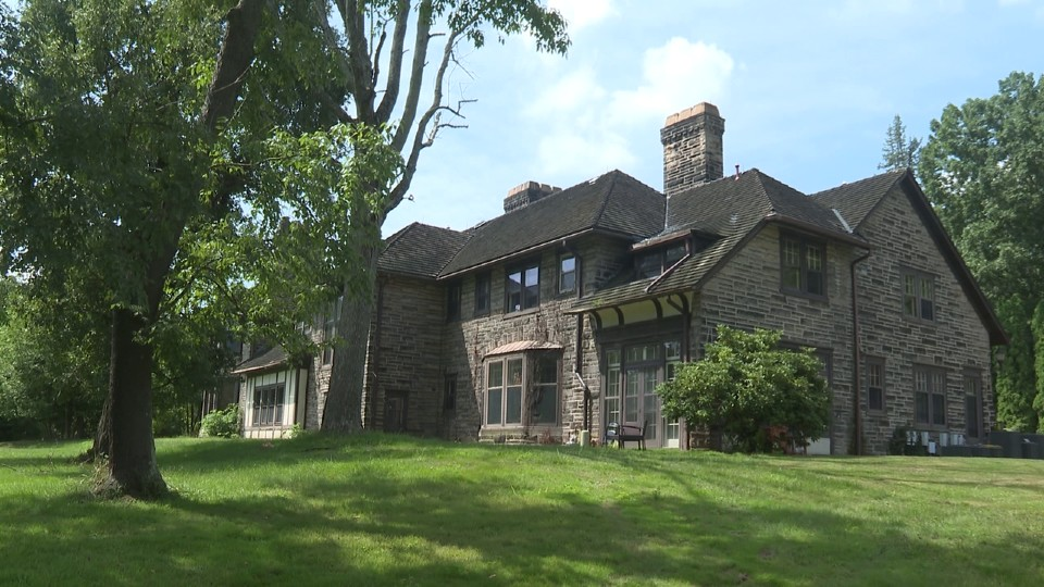 Historic property on Logan Way in Liberty
