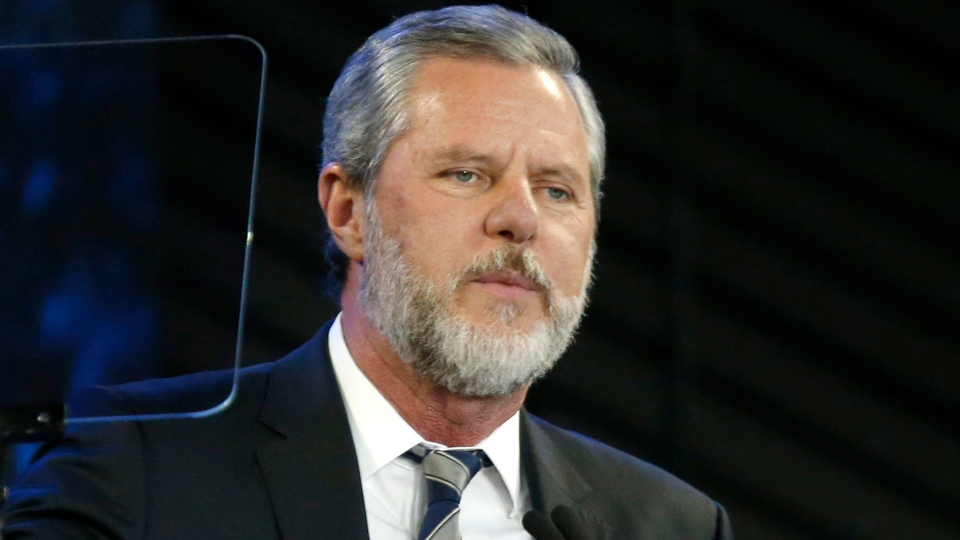 Jerry Falwell, Jr., Liberty University