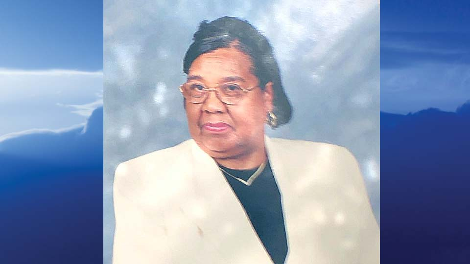 Mary Fountain, Youngstown, Ohio-obit
