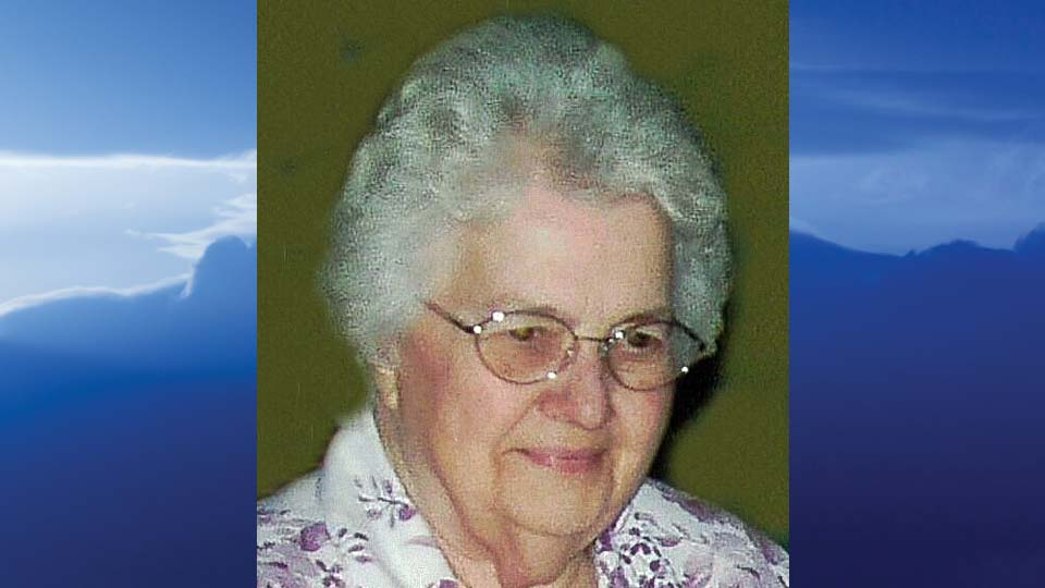Minnie Hazel Brown, Lisbon, Ohio-obit