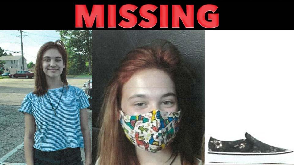 Allison Clark, Salem runaway, missing