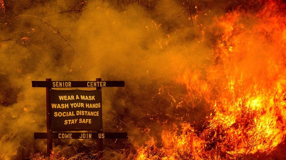 Napa County, California wildfires