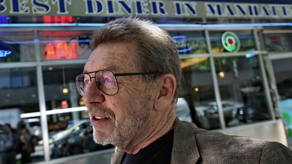 New York columnist, Pete Hamill