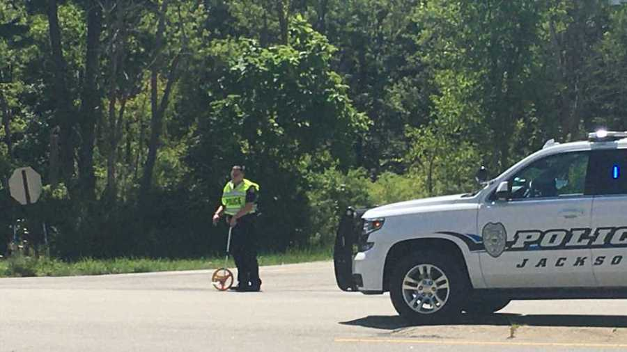 It happened just before 12:30 p.m. near the intersection of Mahoning Avenue and S. Lipkey Road.