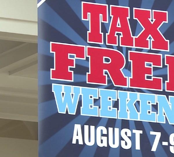 Ohio tax free weekend 2020
