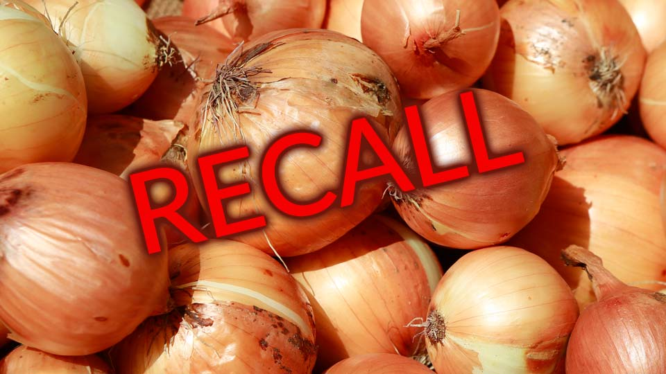 Onion Recall, Giant Eagle