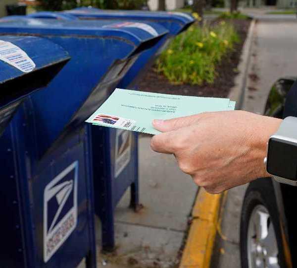 postal service maill box drop off