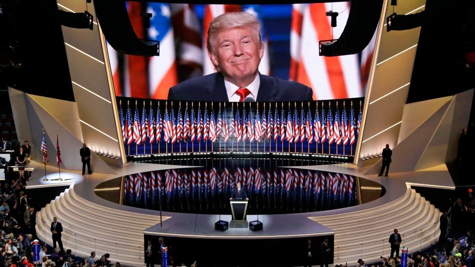 RNC, Republican National Convention, Trump