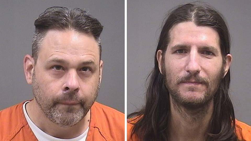 Ryan Marenkovic and Robert Basic, Jr., charged with pandering obscenity in Austintown.