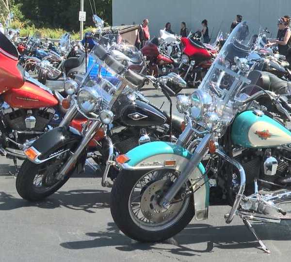 Struthers motorcycle memorial ride