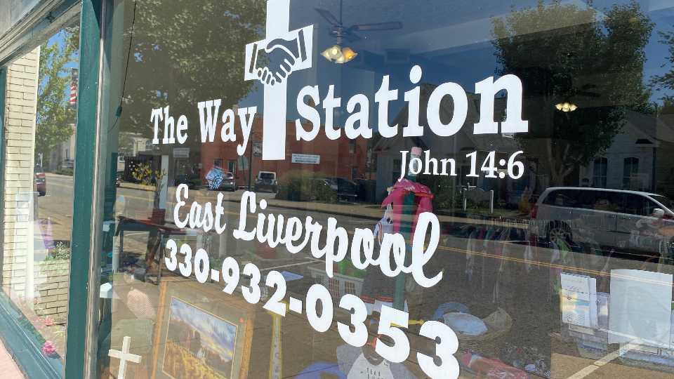 """The Way Station on Thursday announced its capital campaign dubbed """"The Growing Together Campaign"""" with the goal of raising $150,000 to purchase the building it's currently located in."""