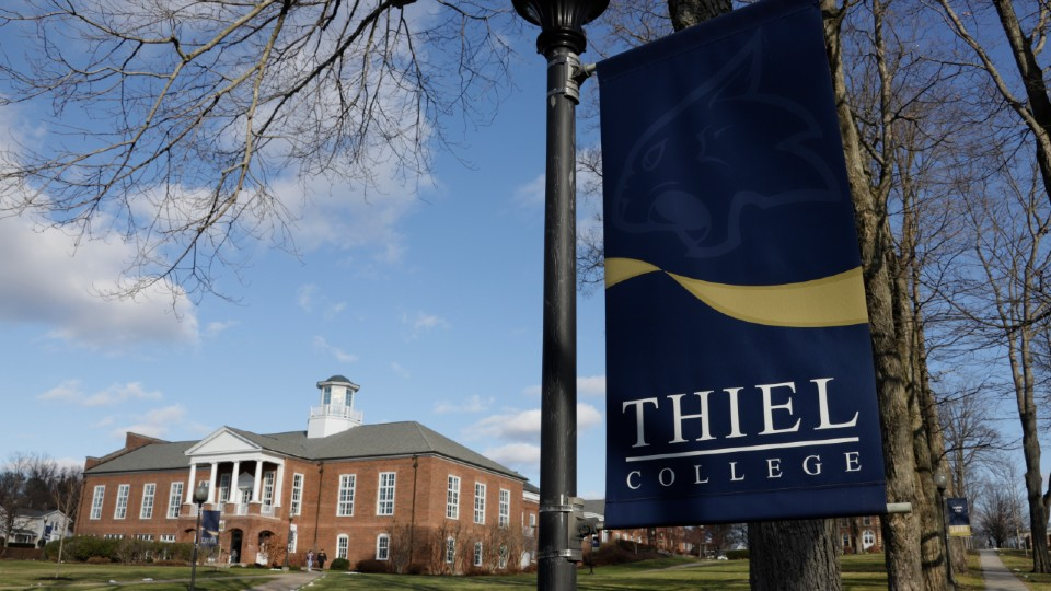 Thiel College in Pennsylvania