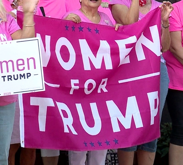 Women for Trump, Lisbon