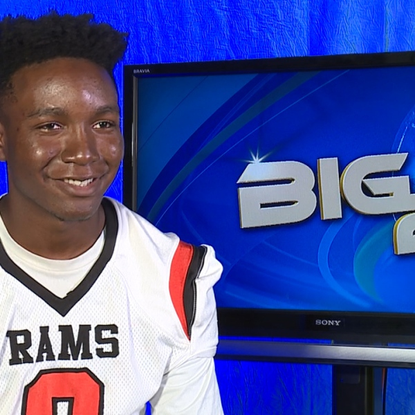 Big 22 Contender: Get to know Mineral Ridge's Shakir Perkins