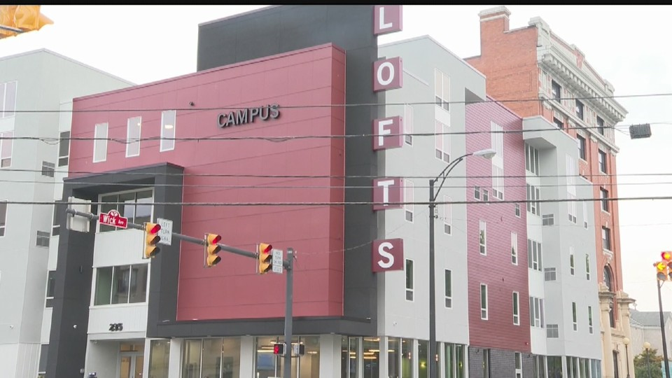 Campus Lofts in Youngstown