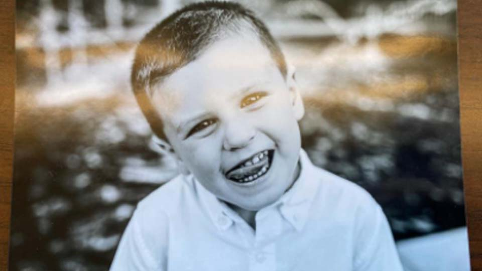 Child victim from Struthers mass shooting