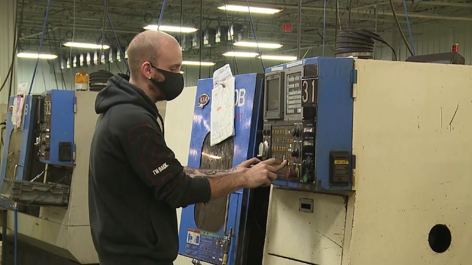 CNC Precision Machine in Parkman, Ohio