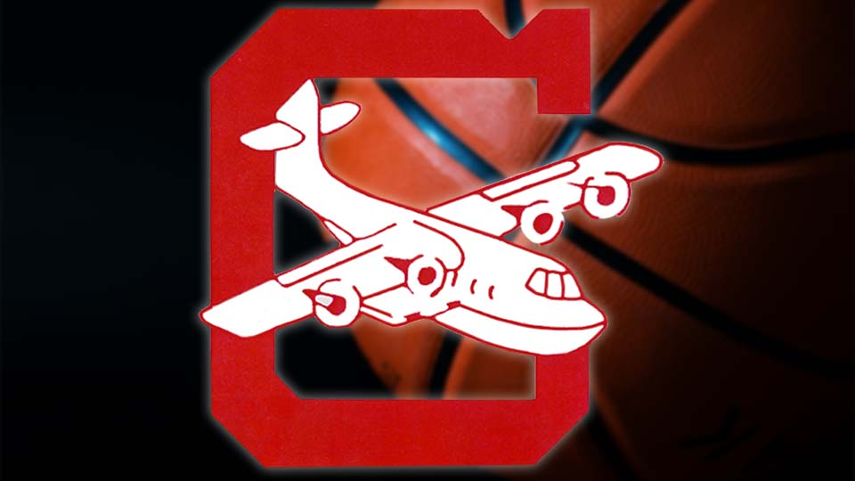 Columbiana Clippers basketball graphic