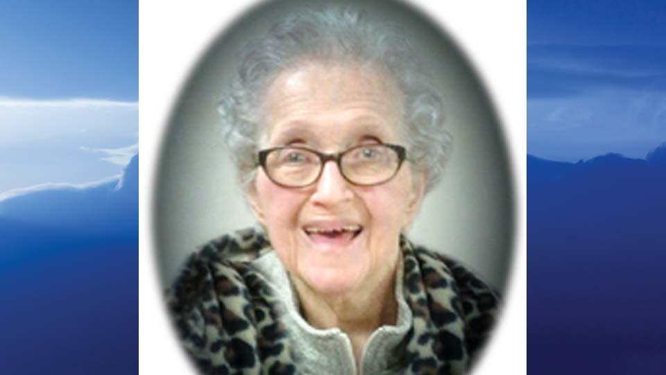 Evelyn Elsie Ondich, Farrell, Pennsylvania - obit