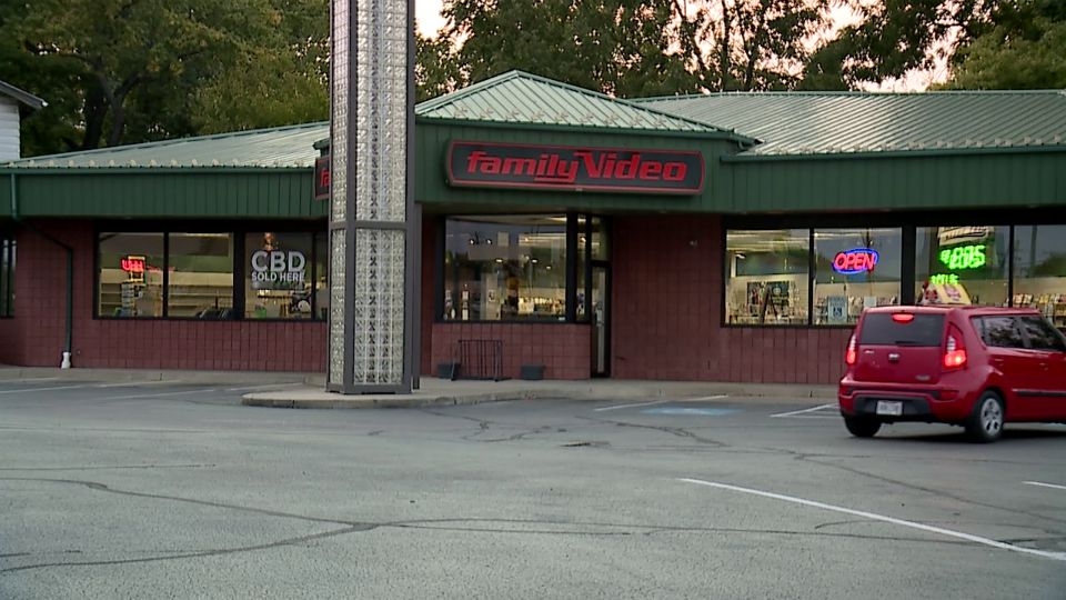 The owner of Family Video in Hubbard said they are closing their doors for good.