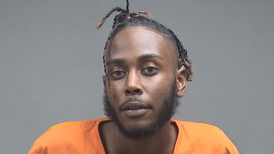Gabriel Franklin, obstructing official business, resisting arrest in Campbell, Youngstown