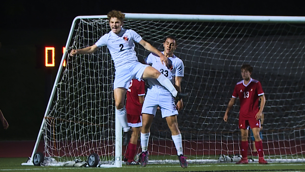 Gabriel Altawil and Jordan Sperling recorded three goals apiece in a 7-0 win over Cardinal Mooney Thursday