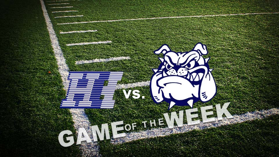 Hubbard Eagles vs. Poland Bulldogs, High School Football, Game of the Week