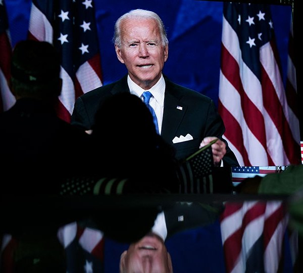 Joe Biden Democratic National Convention