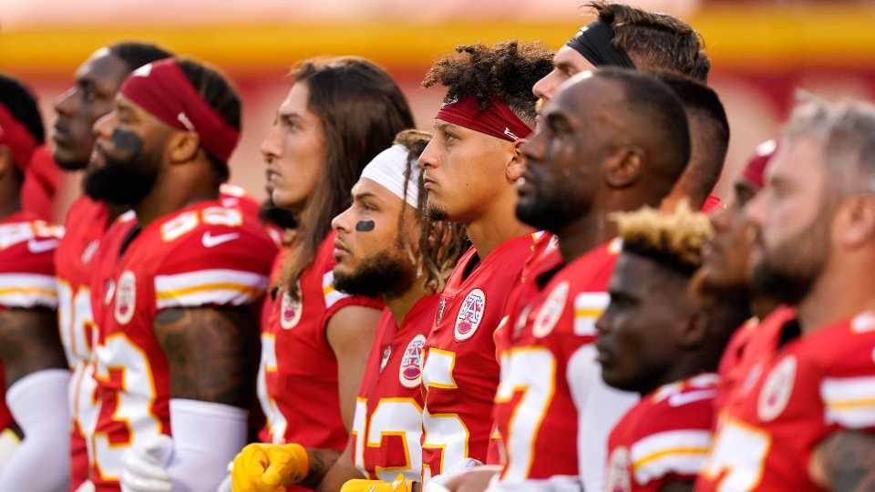 Kansas City Chiefs social justice