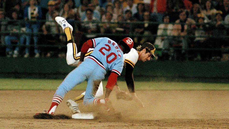 Lou Brock baseball