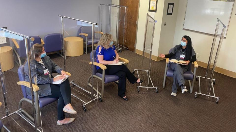 Mercy Health addiction counseling during coronavirus pandemic